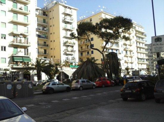 Hotel Cesare Augusto: l'ubicazione dell'hotel
