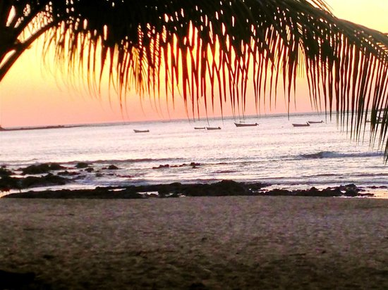 Hotel Luamey: Playa Tamarindo - Sunset