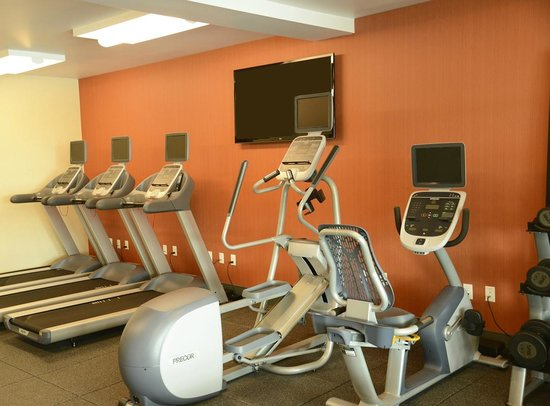Hampton Inn & Suites Boulder - North: Fitness Center