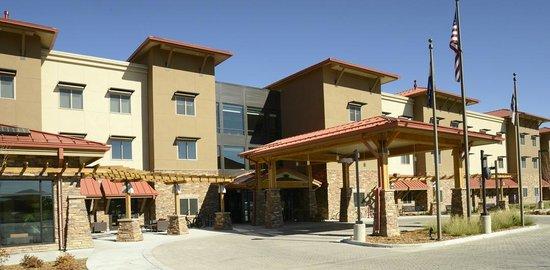Hampton Inn & Suites Boulder - North: Front West Side