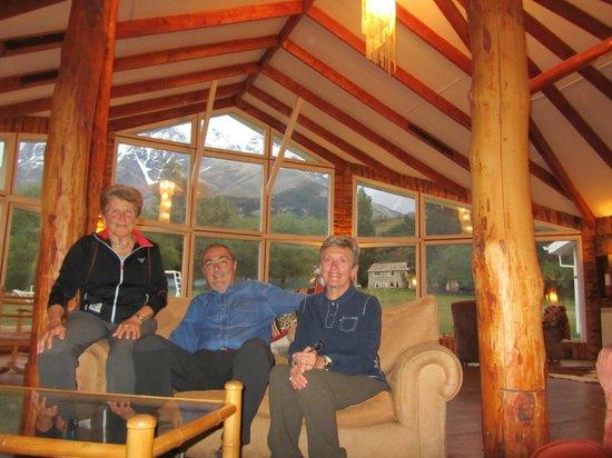 Las Torres Patagonia: una delle tante sale comuni