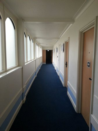 Travelodge Ramsgate Seafront: Corridors