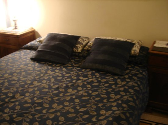 Aklesia Suite B&B - Colosseo: Blue room