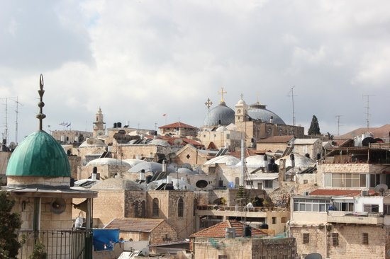 Just Jerusalem Tours -  Day Tours : The best views of the city