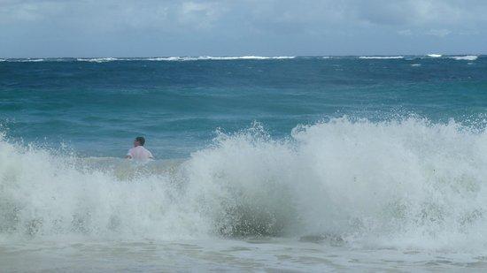 Foul Bay: Wonderful waves