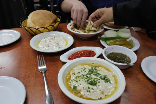 Just Jerusalem Tours -  Day Tours : Amazing food