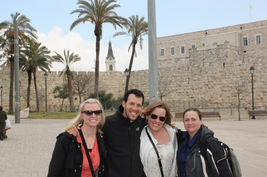 Just Jerusalem Tours -  Day Tours : Happy people