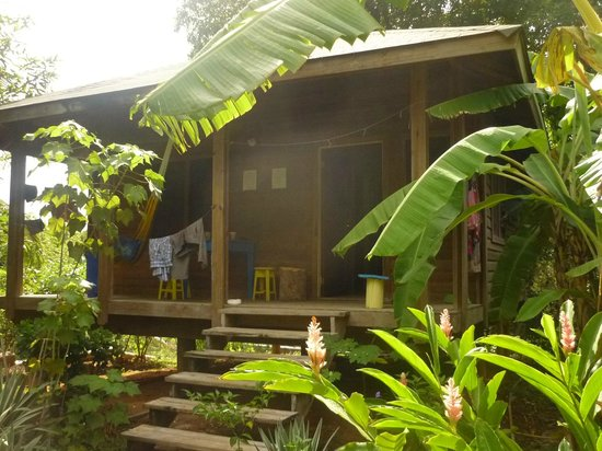 Hotel Chillies : unser Bungalow
