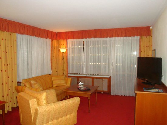 Alpenhotel Oberstdorf : Zimmer