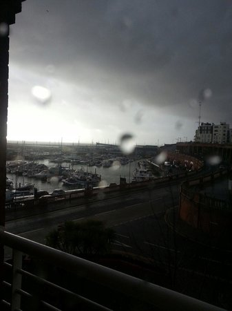 Travelodge Ramsgate Seafront: Harbour view