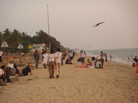 Cherai Beach : la spiaggia di Cherai