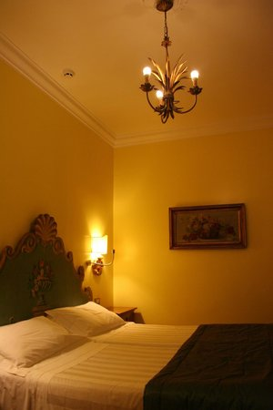 Hotel Mozart: Double room