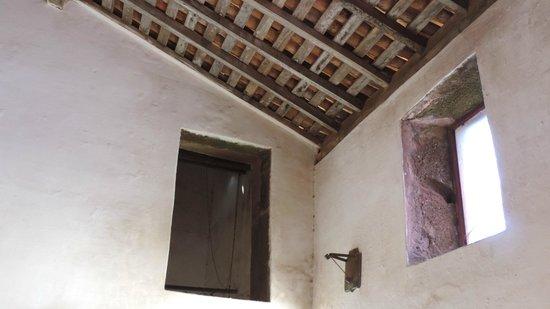 Reis Magos Fortress: detalles de los techos