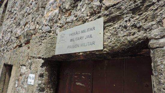 Reis Magos Fortress: Ingresos a las salas internas
