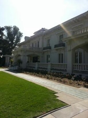 Tournament of Roses Association: Exterior of Tournament House