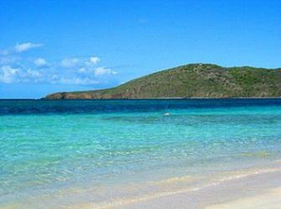 Casa Robinson: Nice beach