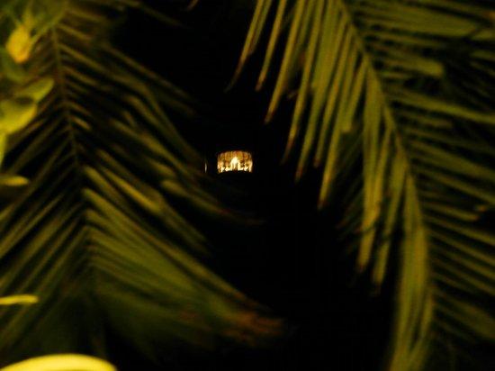 Pousada Safira do Morro: El Faro desde uno de los descansos de la Posada