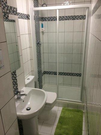 Bakers Hotel : Salle de bain