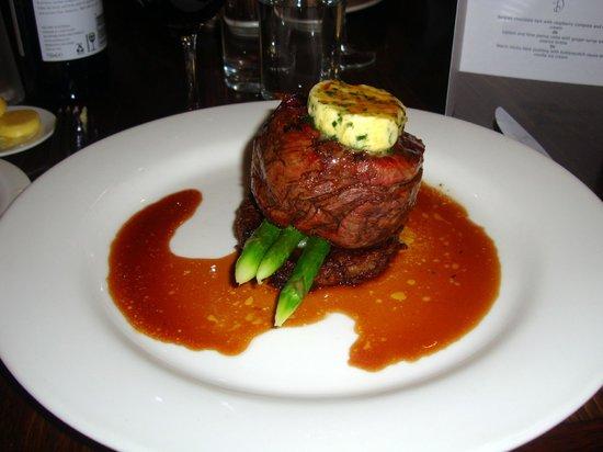 Peppers Waymouth Hotel : il filetto più buono mangiato in australia!