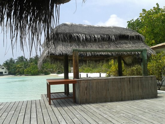 Rihiveli by Castaway Hotels & Escapes : part of the restaurant