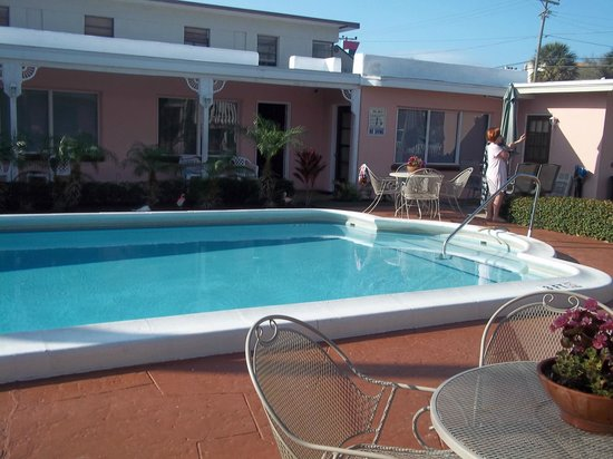 Hotel Cabana Clearwater Beach : Pool