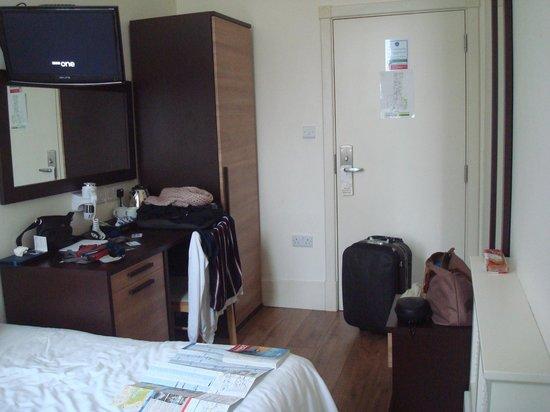 Pembury Hotel: Petite chambre mais agréable