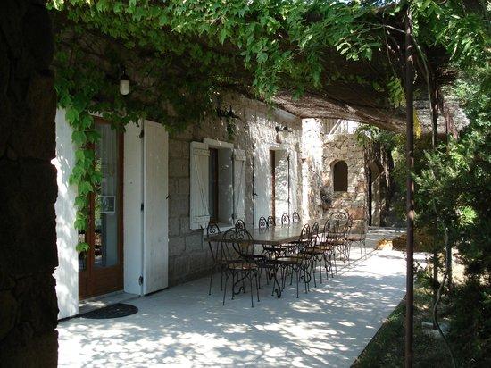 Les chambres de l 39 hote antique porto vecchio frankrig - Chambre d hote corse du sud pas cher ...