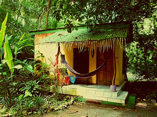 Mi Casa Hostel El Tesoro: cabina 4
