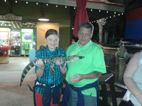Congo River Golf: excellent opertunity
