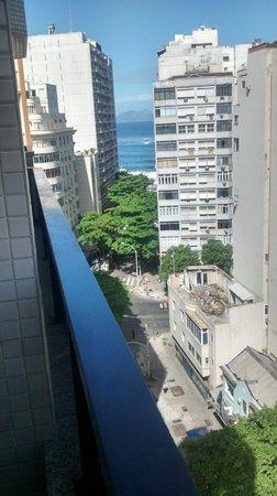 Ducasse Rio Hotel: Vista do Apto