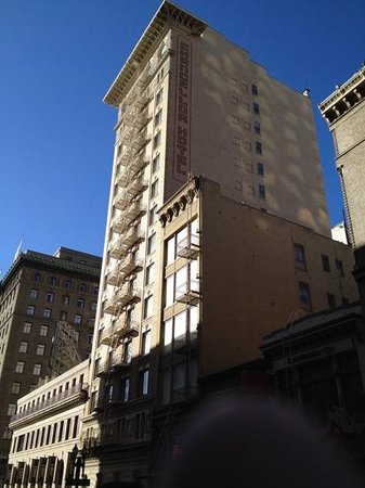 Chancellor Hotel on Union Square: chancellor Hotel