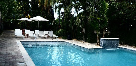 Almond Tree Inn: the pool