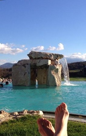Hotel Adler Thermae Spa & Relax Resort: la piscina