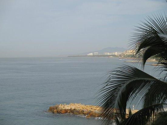 Crown Paradise Golden Resort Puerto Vallarta: View from room
