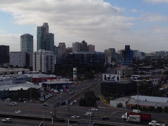 Melbourne Short Stay Apartments Southbank Collection: The view