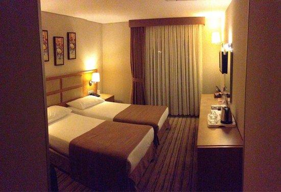 Hotel Venera: nice room!!