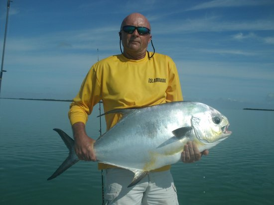 Captain Dave Perkins Fishing Charters: He made this happen