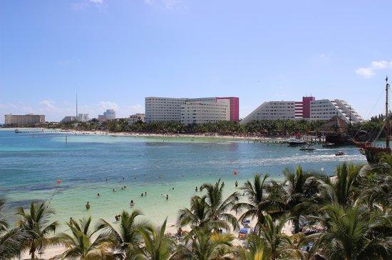 Occidental Costa Cancun: Breathtaking View!