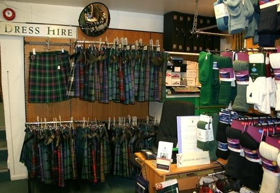 Chisholms Highland Dress: D.Chisholm Kilt Hire