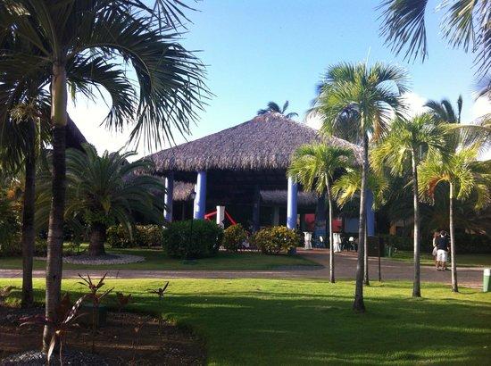 Caribe Club Princess Beach Resort & Spa: Lobby do hotel