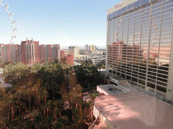 Flamingo Las Vegas Hotel & Casino : Vue de la chambre