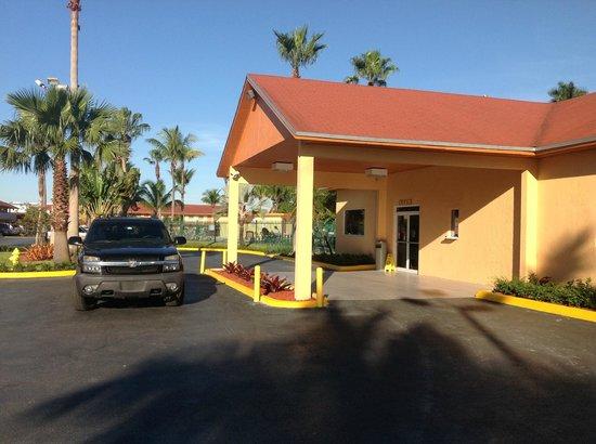 Fairway Inn Florida City: Office