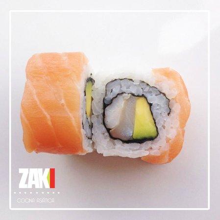 Zaki Cocina Asiatica: MAKI ROLL