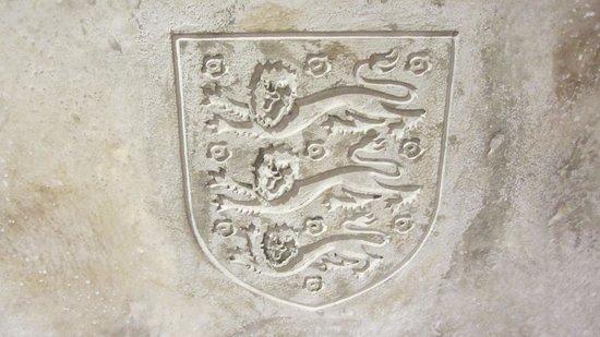 Wembley Stadium : crest 3 lions