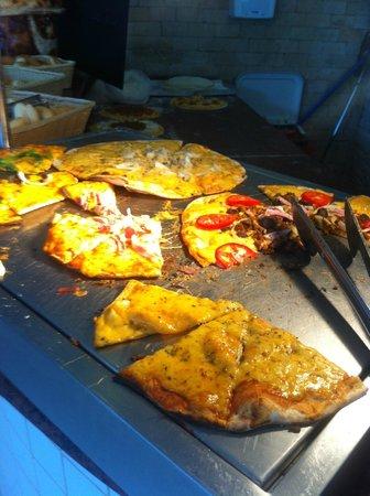 Sauipe Resorts: pizzas