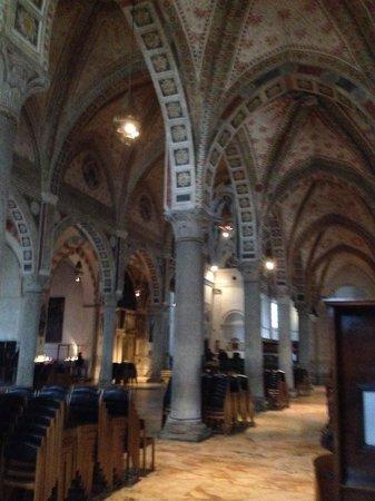 Sainte-Marie-des-Grâces (Santa Maria della Grazie) : Santa Maria delle Grazie: interno