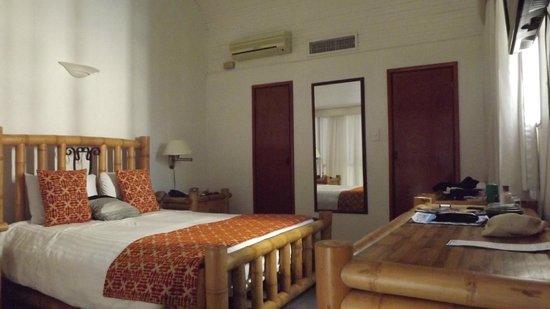 Hotel Barlovento: Habitación superior
