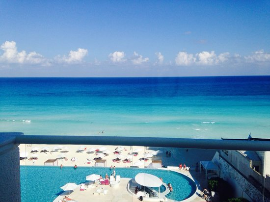 Bel Air Collection Resort & Spa Cancun: View from 5516