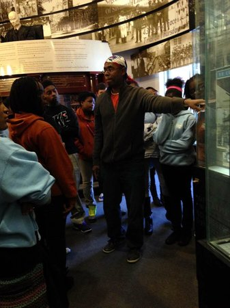 Day Clean Journeys: Part of the Day Clean Journey Tour at the Civil Rights Museum