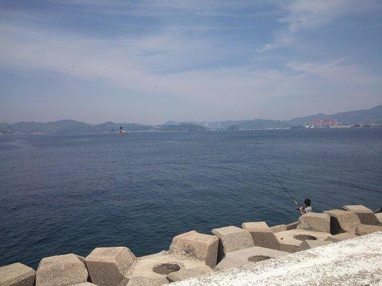 Iojima Island: 13.05.06【伊王島】島から見える海①